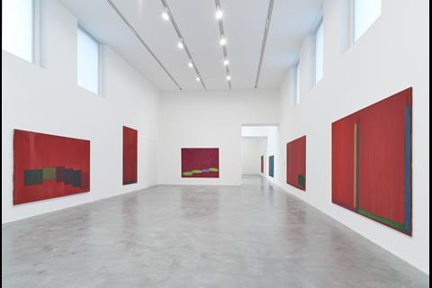 Caruso St John - Newport Street Gallery - Gallery 1